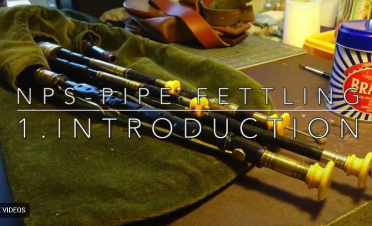 Pipe Fettling Video Series