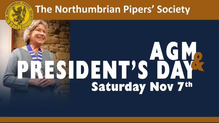 NPS Virtual AGM/President's Day – Sat 7 Nov 2020